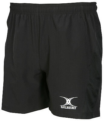 Gilbert Rugby Team Practicing Leisure Short Adults Sportswear Stretchy-Short