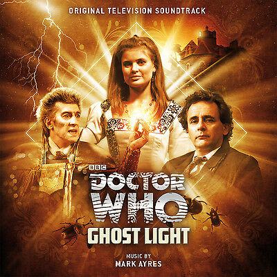 Doctor Who - Ghost Light Double Vinyl - Mark Ayers