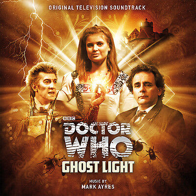 Doctor Who - Ghost Light Double Vinyl - Mark Ayres