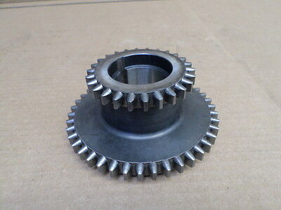 Giddings & Lewis 500-15770-00 Double Gear Assembly for Radial Drill