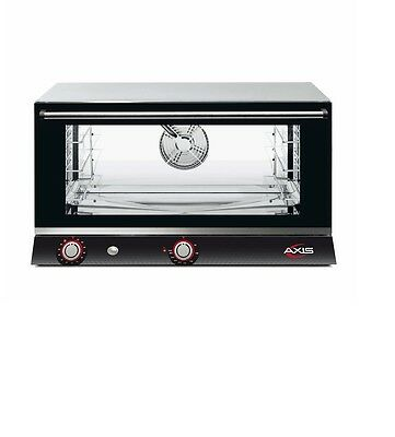 NEW Axis AX-813RH Electric Convection Oven - Full Size Pan - 3 Trays / Shelves