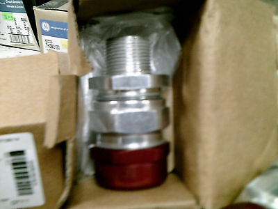 """APPLETON TMCX075A 3/4"""" Aluminum CABLE CONNECTOR *NEW IN A BOX* 4/2/15"""