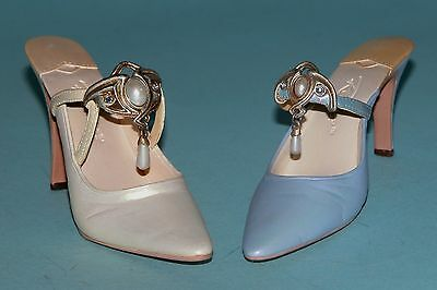 """Just the Right Shoe, Raine, """"From this Day Forward"""" 2 pc, boxed set, Wedding NIB"""