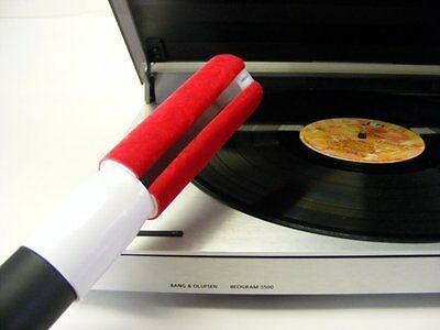 Record Cleaner Vacuum Mk1 Cleaning Wand Vinyl Velvet Brush Tool Attachment Vac