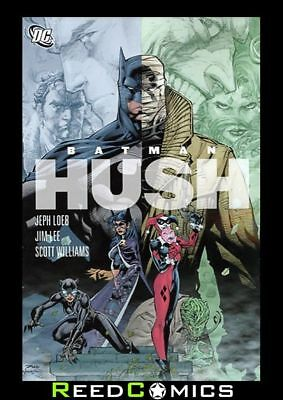 BATMAN HUSH COMPLETE GRAPHIC NOVEL New Paperback Collects Issues #608-619