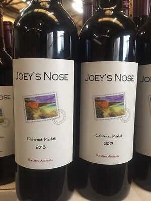 Joeys Nose Cabernet Merlot x 12- Margaret river