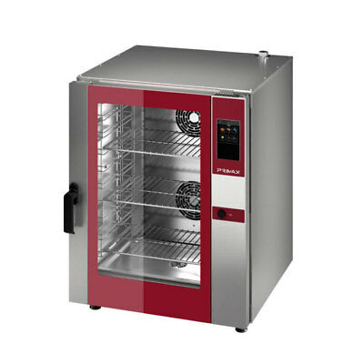 Primax Professional Line Combi Oven Takes 10x 1/1 GN Extra Heavy Duty High Power