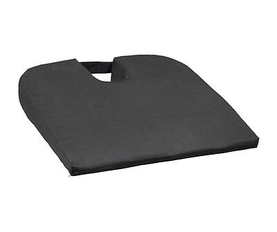 COCCYX WEDGE CUSHION Memory Foam - For Pressure Relief and Posture / RRP £17.99