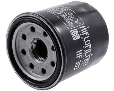 Oil Filter HIFLOFILTRO for Yamaha XJR 400 R 4HMA 4HM 1999 53,7 PS, 39,5 kw