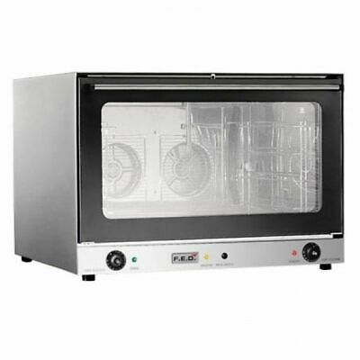 Convection Oven fits 4 Trays 600x400mm ConvectMax Commercial Cooking Equipment