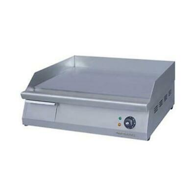 Electric Griddle / Hotplate with Single Control, 400mm Wide, ElectMax Commercial