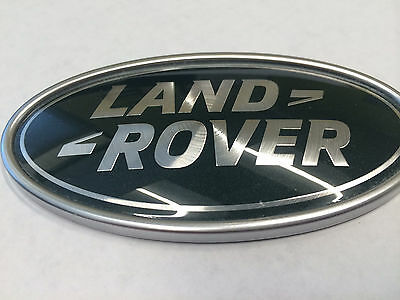 "LAND RANGE ROVER /'SPORT HSE SDV6/"" BADGE LOGO EMBLEM DECAL OEM RED"