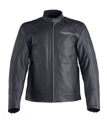 Mens Triumph Balham 2 Leather Motorcycle Jacket