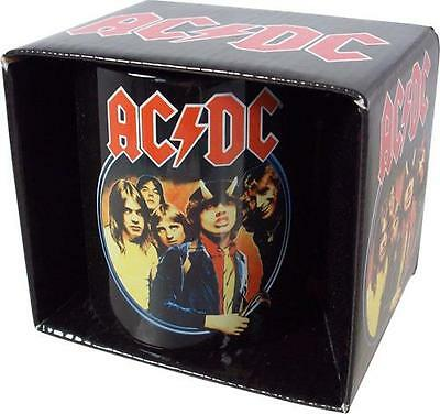 AC/DC: Highway To Hell Coffee / Tea Mug - New & Official In Picture Box