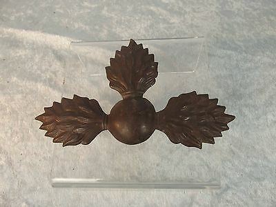 Russian Crimean War Grenadiers Khiver Shako Badge