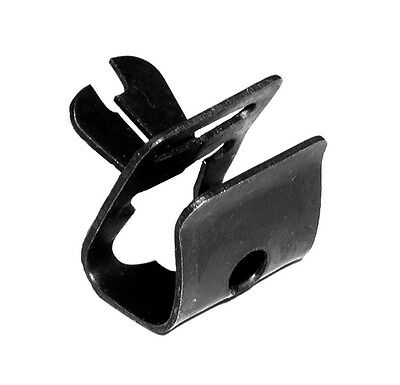 51C14197 Bracket Clip - Electrical Wiring to Instrument Panel  Ford 8N Tractors