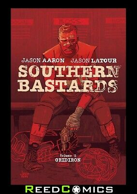 SOUTHERN BASTARDS VOLUME 2 GRIDIRON GRAPHIC NOVEL New Paperback Collects #5-9