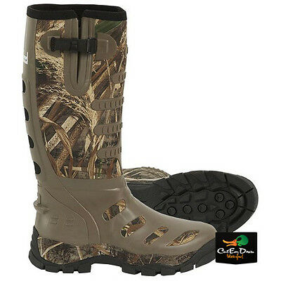 New Banded Gear 800 Gram Insulated Breathable Boots Realtree Max-5 Camo Size 9