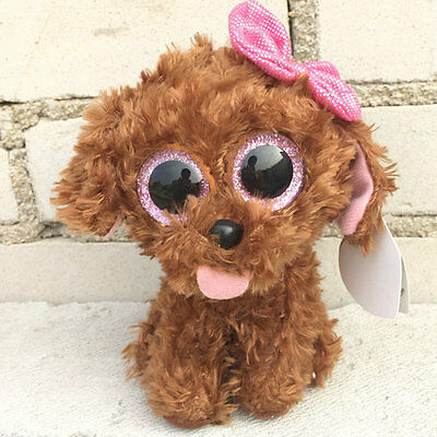 new ty beanies boos Maddie Poodle stuffed animal toy