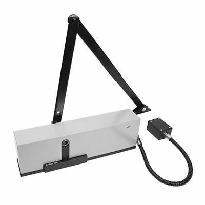 Briton 996 Electromagnetic Door Closer Hold Open Swing 24VDC Size 3 9963/01 Pull