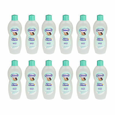 NEW Nenuco Agua De Colonia 600ml Spanish Cologne X 12