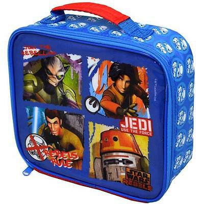 Star Wars - Rebels Vertical Fully Insulated Lunch / Cool Bag - New & Official