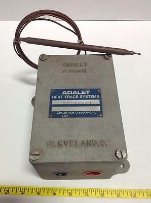 Adalet Heat Trace Systems Explosion Proof Junction Box Jp04060 / Tw-150C1