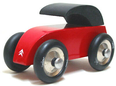 vilac Citroen Wooden Car Model made in France Perfect Toy