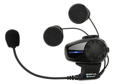SENA Dual SMH10 Bluetooth Headset/Intercom for Motorcycle Helmet