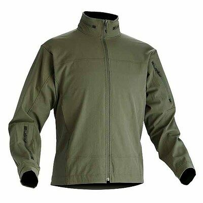 Wild Things Tactical Soft Shell Jacket OD Green