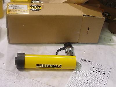 Enerpac Rc-106 Duo Series Hydraulic Cylinder 10 Ton New