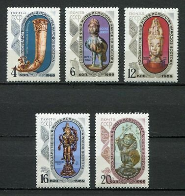28975) RUSSIA 1969 MNH**Nuovi** Treasures from the State