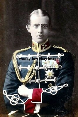 mm937 - Prince Andreas of Greece - Royalty photo 6x4