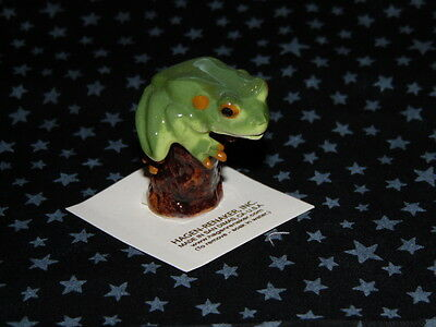 Hagen Renaker Tree Frog Figurine Miniature 03364 FREE SHIPPING NEW