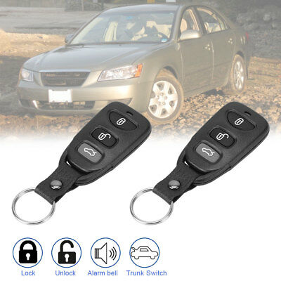 New Replacement Uncut For Honda Accord Remote Keyless Entry Key Fob KR55WK49308