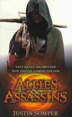 Allies and Assassins: Number 1 in series, New, Somper, Justin Book