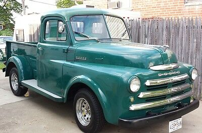 Dodge : Other Pickups pickup 1950 dodge b 2 b 5 window pickup pilot house rare and solid