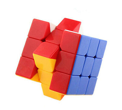 Original Colorful Cyclone Boys 3x3x3 Magic Cube Professional Stickerless