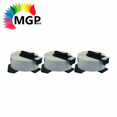 3 Compatible Brother for DK22210 Continuous Roll-28mm x 30.48m QL-700 QL1050