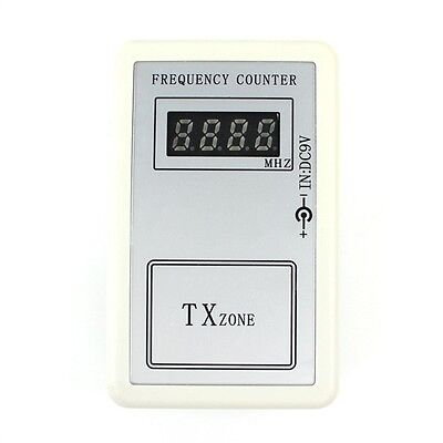 New Precision Frequency Counter for Hand-held Tester Wireless Remote Controllers