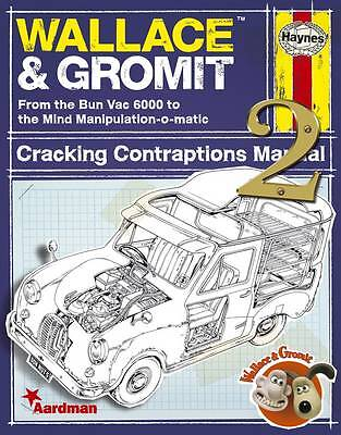 Wallace & Gromit Cracking Contraptions Manual 2 by Smith, Derek ( Author ) ON Se