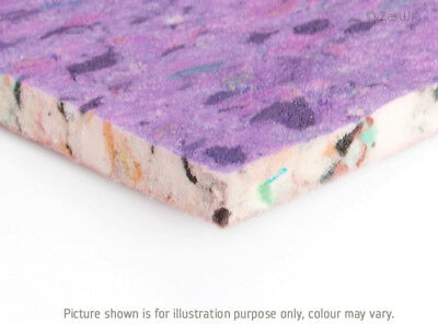 Premium Quality 12mm Thick Foam Carpet Underlay in Various Sizes
