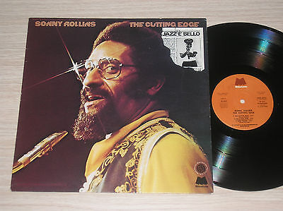 Sonny Rollins - The Cutting Edge - Lp 33 Giri Italy