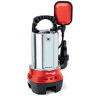 Elettropompa Pompa Sommersa Immersione Einhell Gh-Dp 5225 N Per Acque Scure 520W