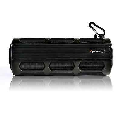Rugged & Waterproof Wireless 12 Watts Bluetooth 4.1 Speaker Alpatronix AX410