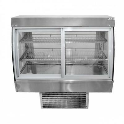 Belleview Drop-In Counter Hot Food Display 900x650x920mm
