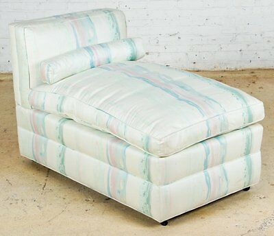 Mechanical Lounge Chair Chaise Longue Couch Sofa Loveseat Bench Vintage Antique