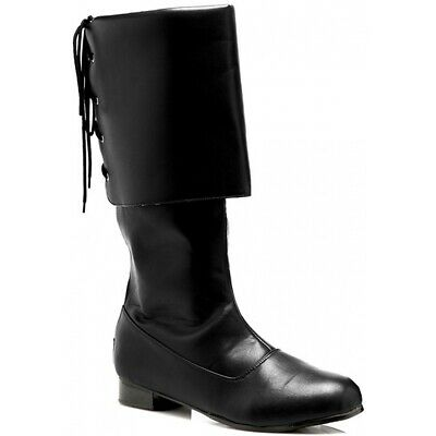 Pirate Boots for Men Adult Costume Shoes Halloween Fancy Dress