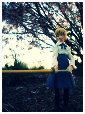 Figma : Fate/Stay Night Saber Normal Clothes