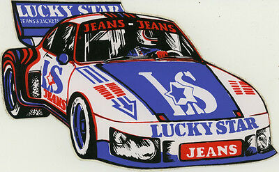 Sticker: Lucky Star Jeans